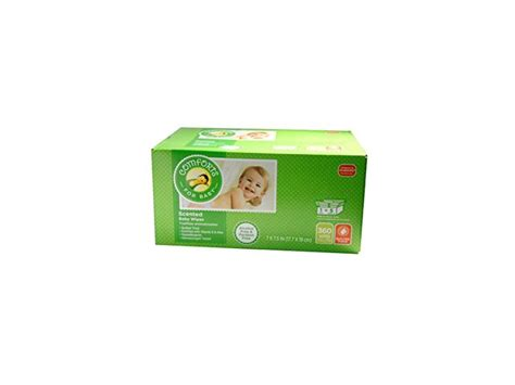 comforts baby wipes comforts for baby quilted thick baby wipes scented 360