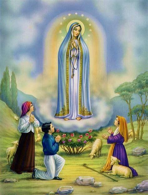 imagenes religiosas navideñas our lady fatima prayer