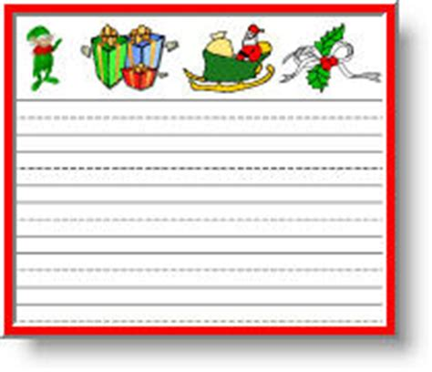 santa letter writing paper free letters from santa template new calendar template site
