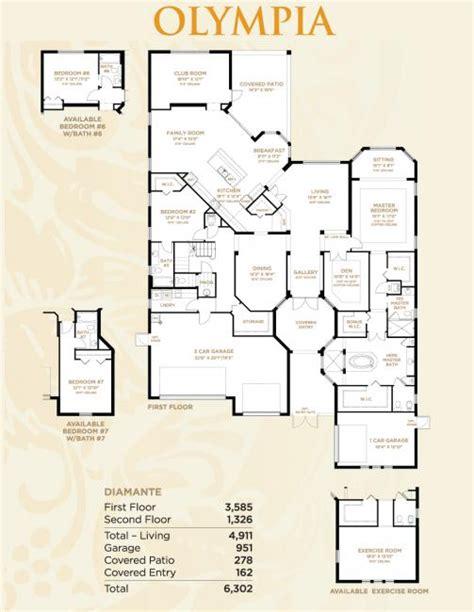 olympia floor plan olympia diamante model new homes in wellington fl minto
