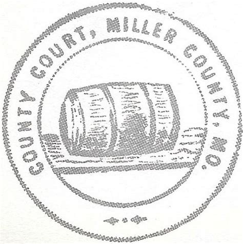 Sealing Court Records Judge Jenkins History Of Miller County