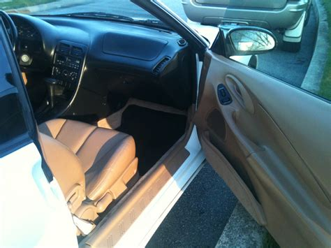 Ford Probe Interior by 1996 Ford Probe Interior Pictures Cargurus