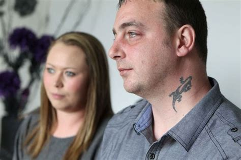 neck tattoo unemployable man ordered out of two portrush restaurants because of
