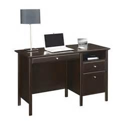 office depot furniture realspace desk chestnut by office depot officemax