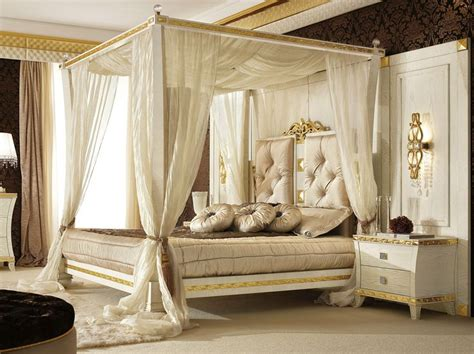 Bed Frame With Curtains King Size Wooden Canopy Bed With Curtains Search Bed My Own Home Pinterest