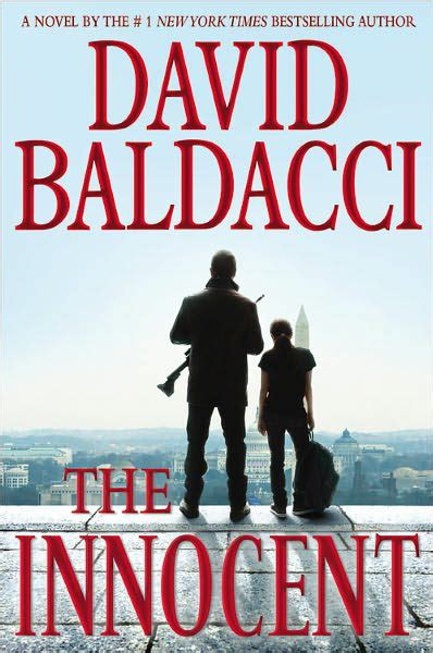 innocence books review the by david baldacci captures deadly