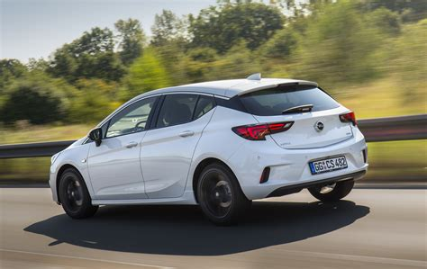 opel astra with opc line sport pack is not the hatch
