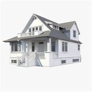 Create 3d Model Of Your House 3d Family House Model