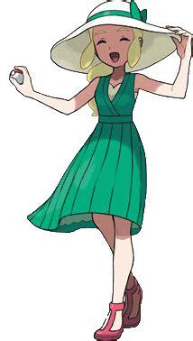 lady (trainer class) bulbapedia, the community driven