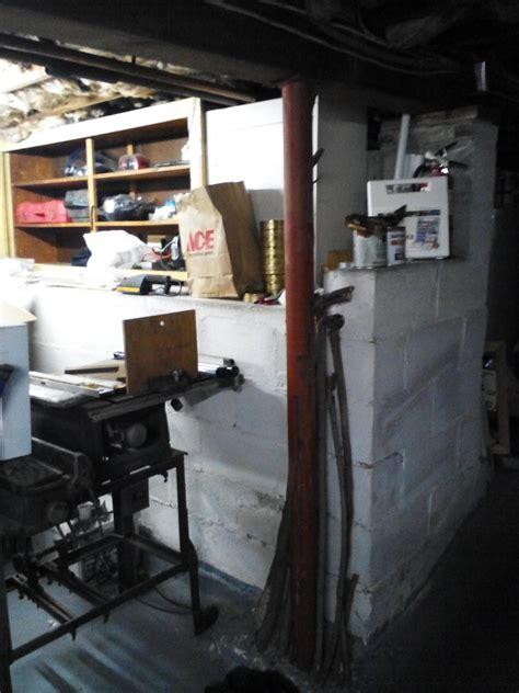groundwater in basement foundation handling basement water infiltration