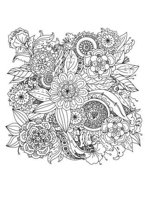 anti stress malen pinterest coloring mandalas and die besten 25 ideen zu ausmalbilder f 252 r erwachsene auf