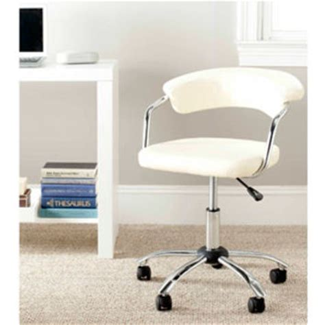 white desk chair walmart walmart safavieh pier desk chair white from walmart