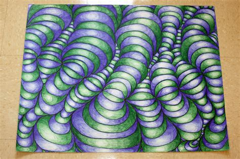 pattern art projects high school dream pray create lesson idea worm tunnels