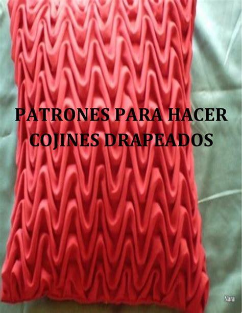 patrones y esquemas de punto capitone patrones para hacer cojines drapeados