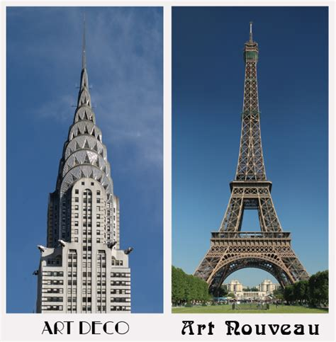 art noveau y art deco art deco or art nouveau how to tell which is which