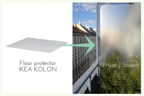 Dining Room Table Protector by Floor Protector For Balcony Privacy Ikea Hackers Ikea