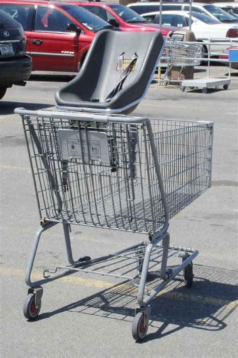 shopping cart with seat file shopping cart with baby seat jpg wikimedia commons