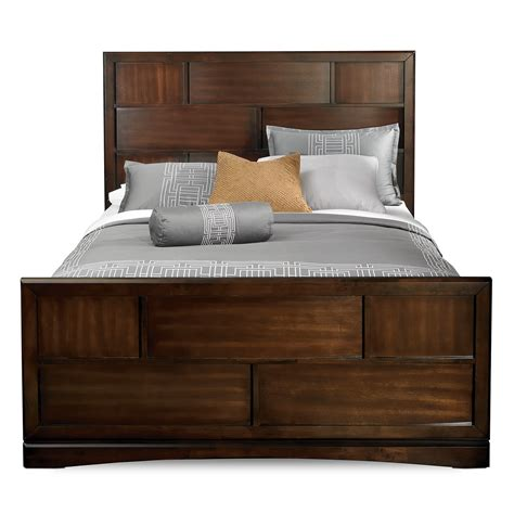 storage beds queen toronto queen storage bed american signature furniture