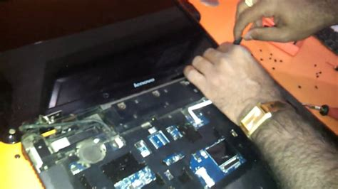 reset bios lenovo g550 how to replace the hinges keyboard led lcd of lenovo g550