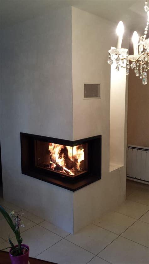 Cadre Cheminee by Chemin 233 E Cadre En Granit Et Foyer 777 2v 224 Orvault
