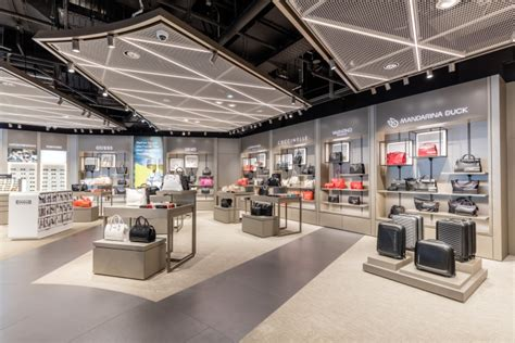 Home Design Store Munich | terminal 2 duty free shop by gruschwitz umdasch