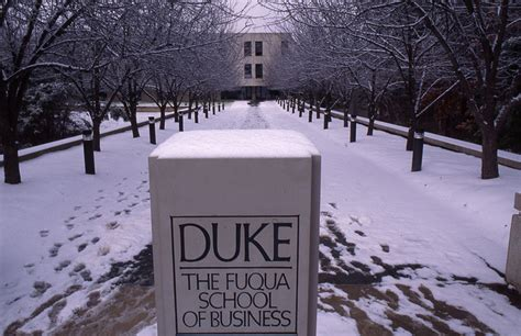 Duke Application Mba by P Q S 2016 Ranking Of The Best American Emba Programs