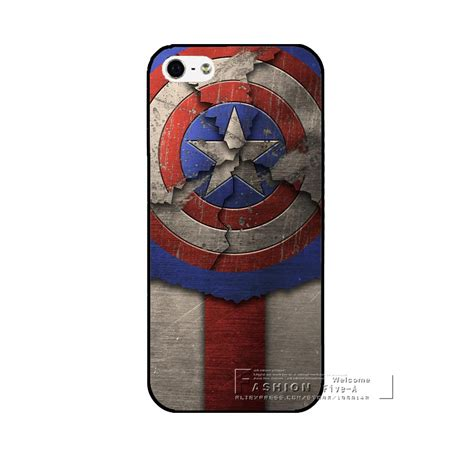 Casing Soft Captain America Marvel For Iphone 6 6s captain america iphone team store