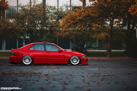 slammed lexus is300 related keywords suggestions for red is300