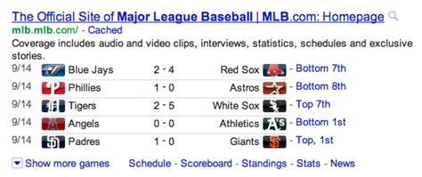 espn mlb scores mobile inside search even more baseball information on