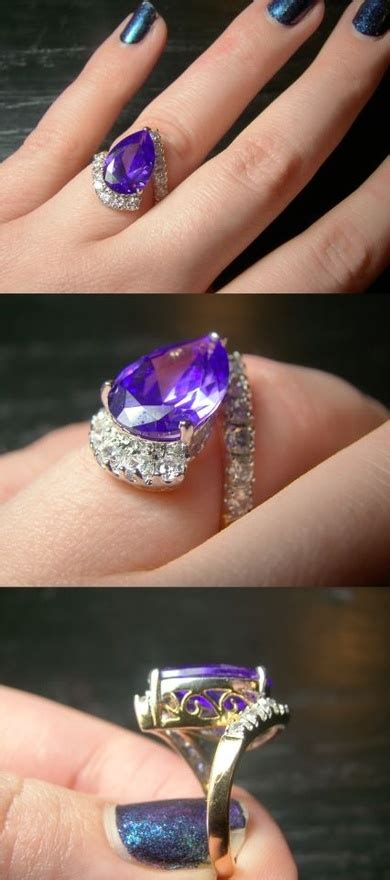 Candles With Rings Inside Them by Rings Jewelry Diamondcandles What A Beautiful Ring To