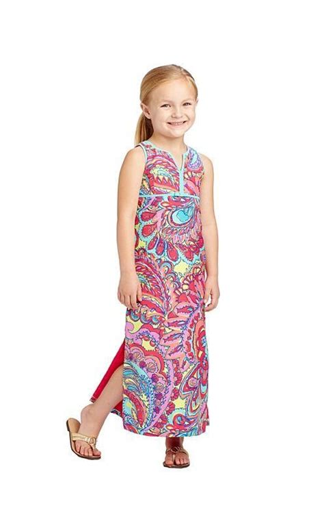 Maxi Delisa lilly pulitzer resot 13 mini emmett maxi dress
