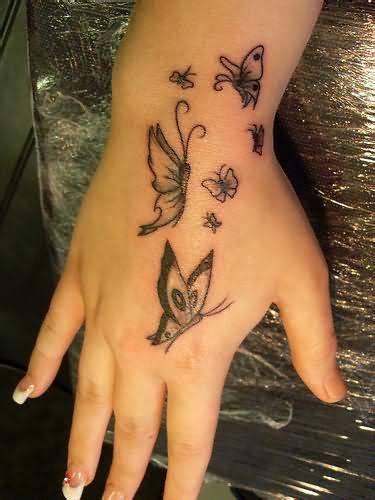 tattoo butterfly for hand butterfly tattoo images designs