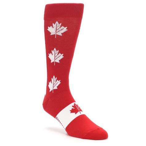s socks canada canadian maple leaf s dress socks boldsocks