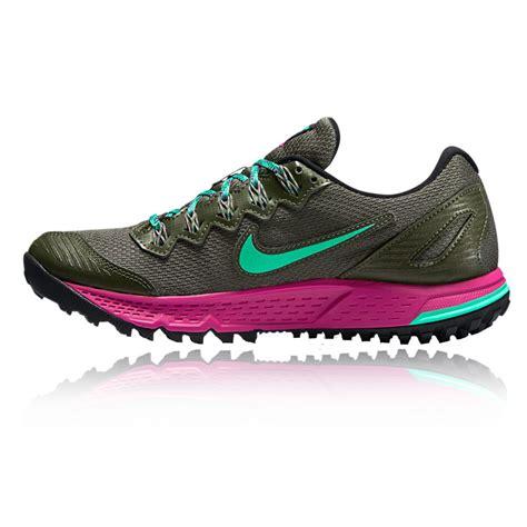nike gtx running shoes nike air zoom wildhorse 3 gtx s trail running shoes