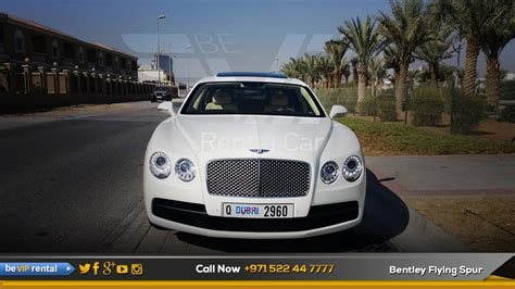 bentley rental bentley flying spur for rent in dubai luxury cars rental