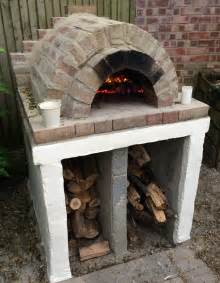 easy outdoor pizza oven diy