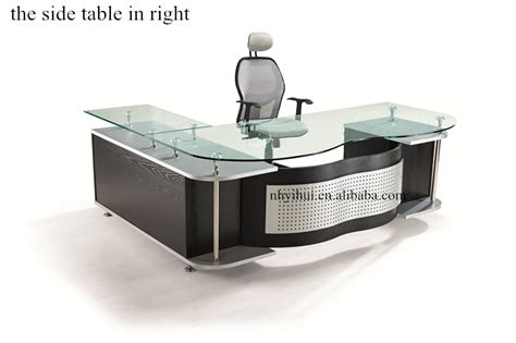 office furniture glass desk 29 wonderful office furniture glass desk yvotube