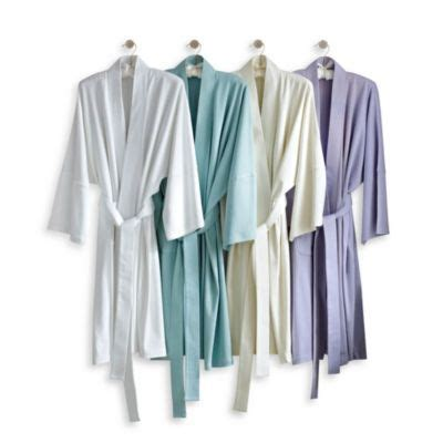 bed bath and beyond robes under the canopy 174 organic cotton kimono robe mothers