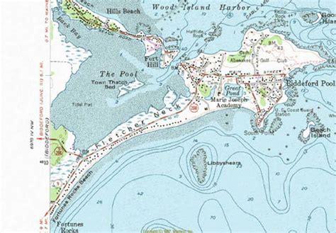 map of biddeford maine east point biddeford pool