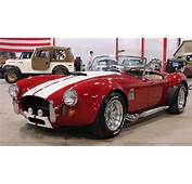 1965 Shelby Cobra Red 2  YouTube