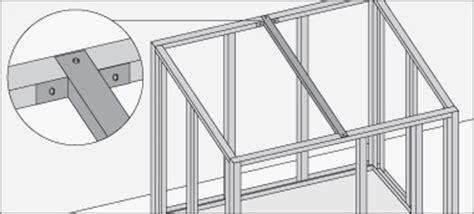cobertizo vulcometal h 225 galo usted mismo 191 c 243 mo construir una bodega