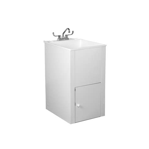 Laundry Tub With l5 appliance depth laundry tub with cabinet laundry sink