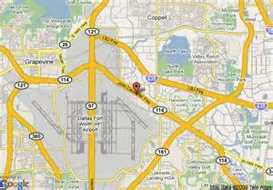 Dallas Airports Map by Dfw Airport Map Submited Images