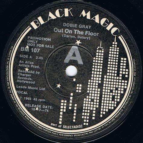 Out On The Floor Dobie Grey by Dobie Gray Out On The Floor Black Magic Demo
