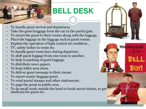layout of front office department in a hotel sections of front office department in hotels