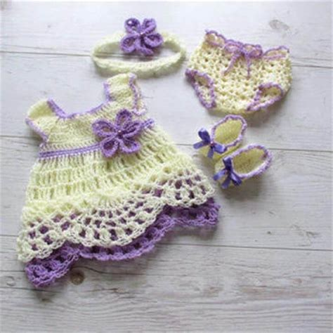 26 gorgeous crochet baby dress for babies diy to make