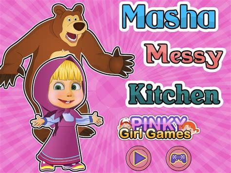 Masha Kid masha and the