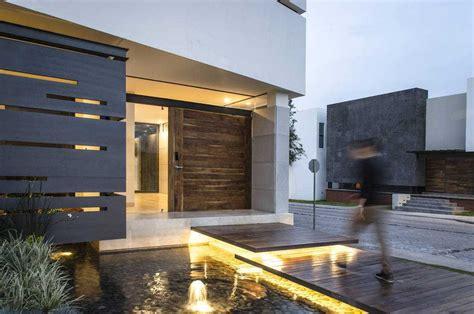 entradas d entradas de casas modernas decoracion planos sencillas