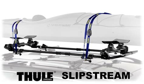 Loading A Roof Rack by Thule 887xt Slipstream Kayak Roller Load Assist Rooftop