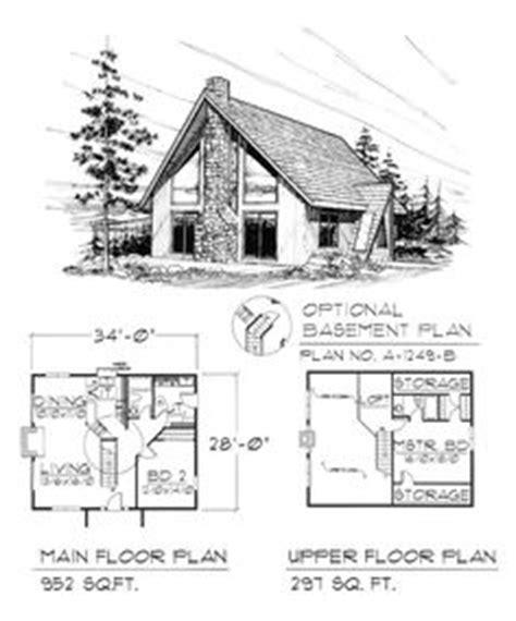 a frame house plans on house plans a frame